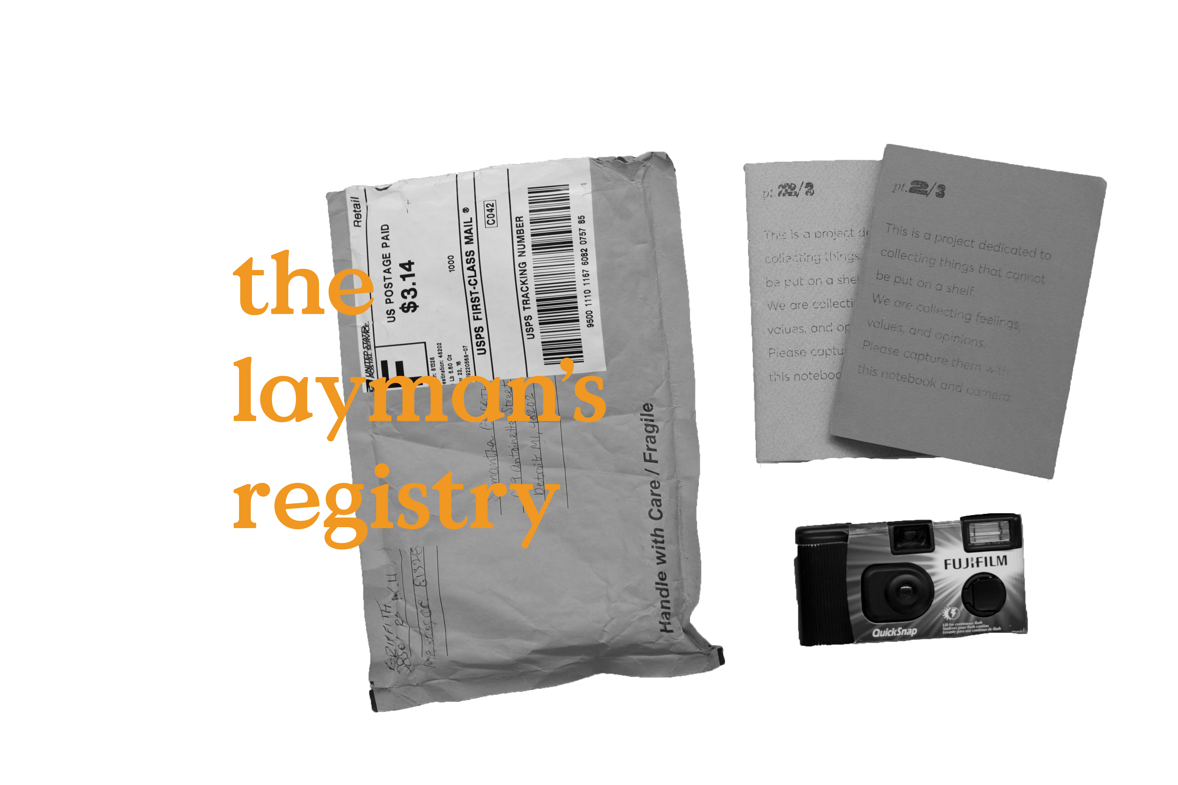 The Layman's Registry